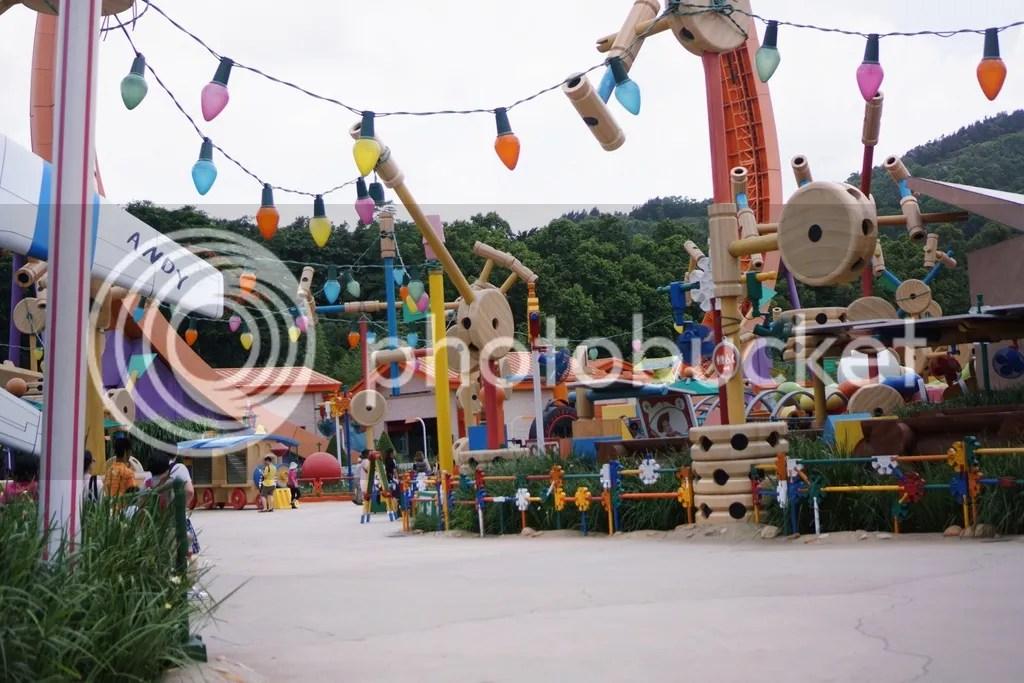 Hongkong Disneyland Blog