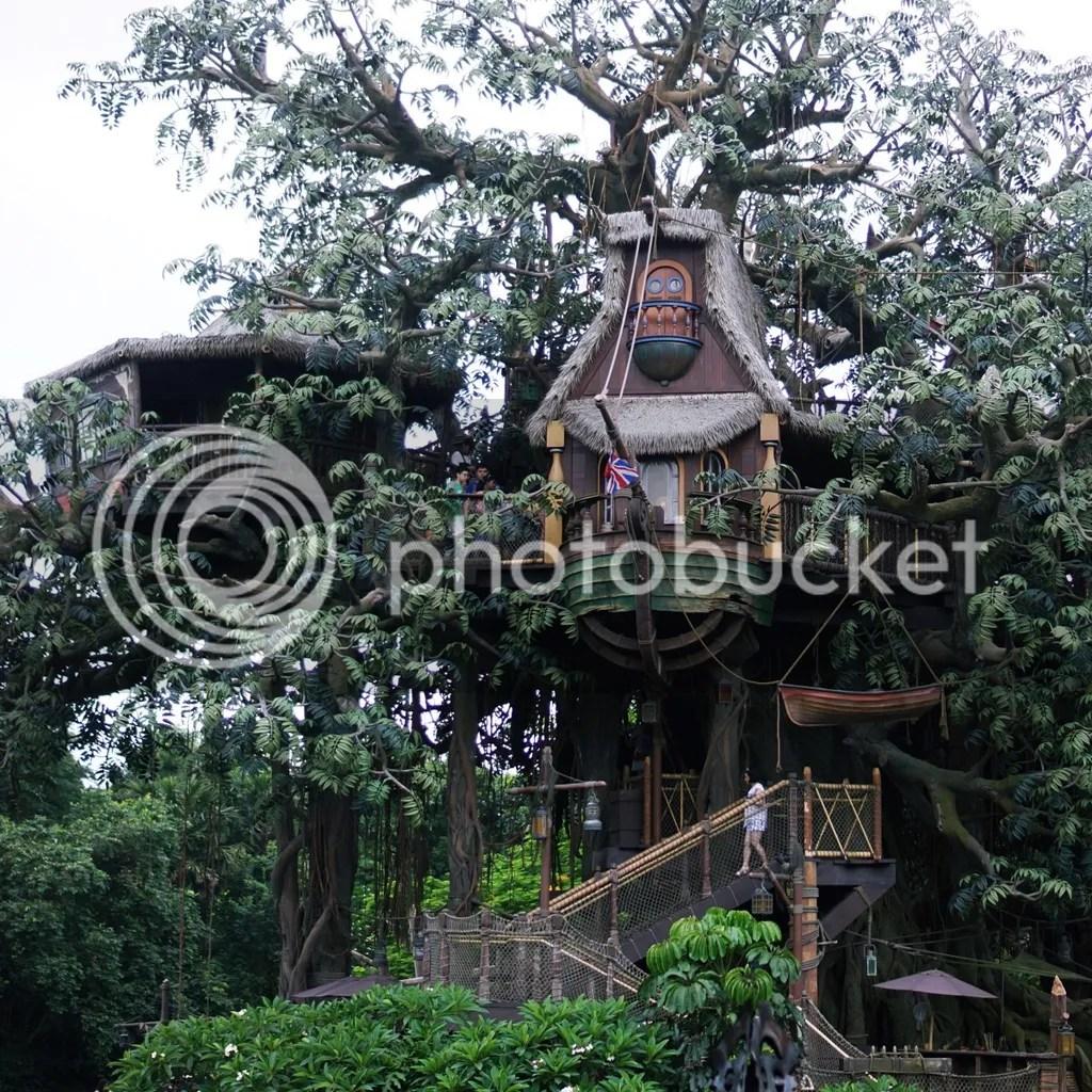 Tarzan House Disneyland