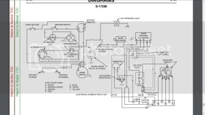SA200 code 7307 wiring questions