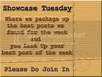 The Blog Centre Showcase Tuesday