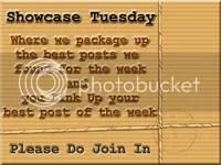 The Blog Centre Showcase Tuesday