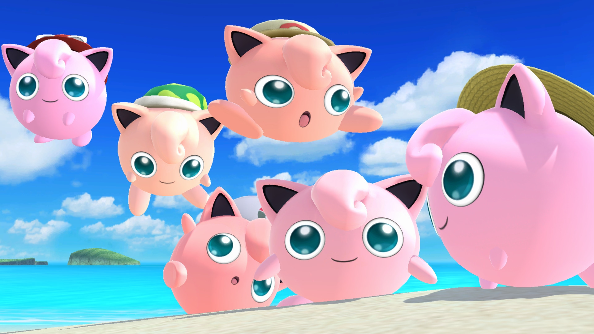 Image result for jigglypuff smash 4