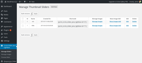 Team-Slider-Manage Sliders