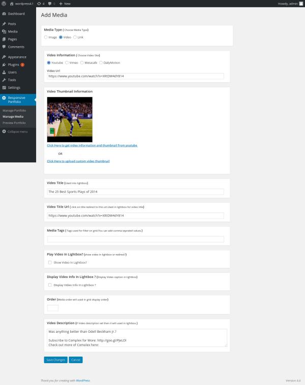 wordpress-responsive-filterable-portfolio-add-edit-media