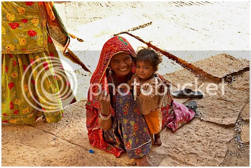 Seller in Jaisalmer