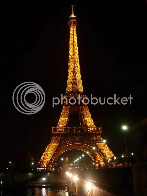 La Tour Eiffel - janvier 2007