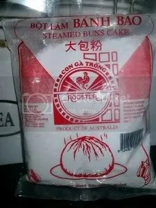 Vietnamese Pau Flour (Photo courtesy of Jan)