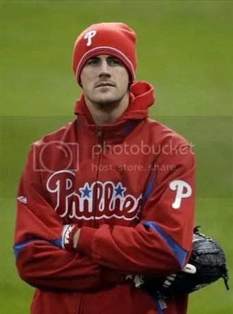 OK, just one more. Hamels. Because I can.