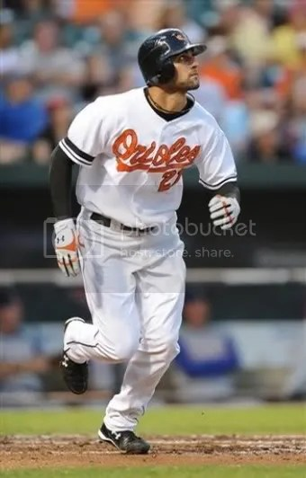 Let them eat Markakis! (what?)