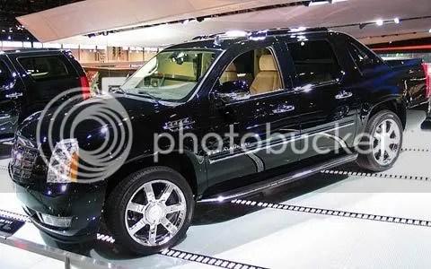 Cadillac Escalade Truck