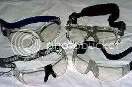 Zaščitna očala pri prižiganju pirotehnike
