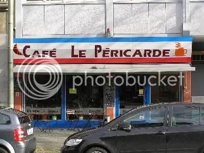 Cafe le pericarde