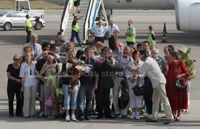Tripoli šest izpuščenih