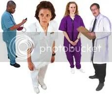 Študenti medicine