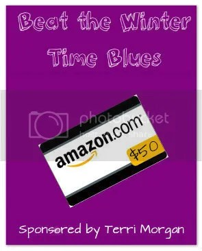 Beat the Winter Time Blues Giveaway