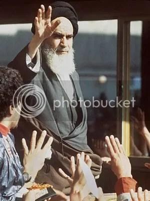 khomeini's