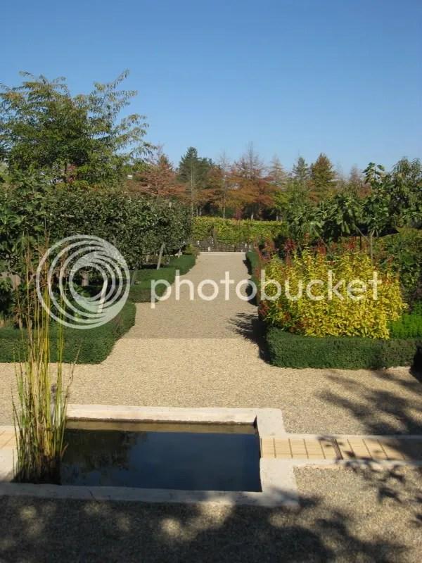 The aroma garden