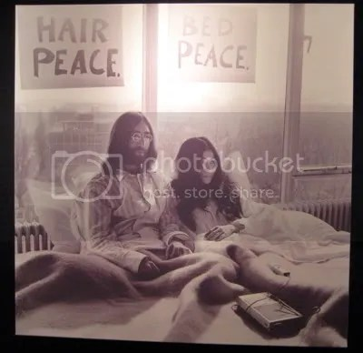 The Bed-in protest for peace, Hilton Hotel, March 1969