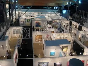 Inside the Realisme exhibition
