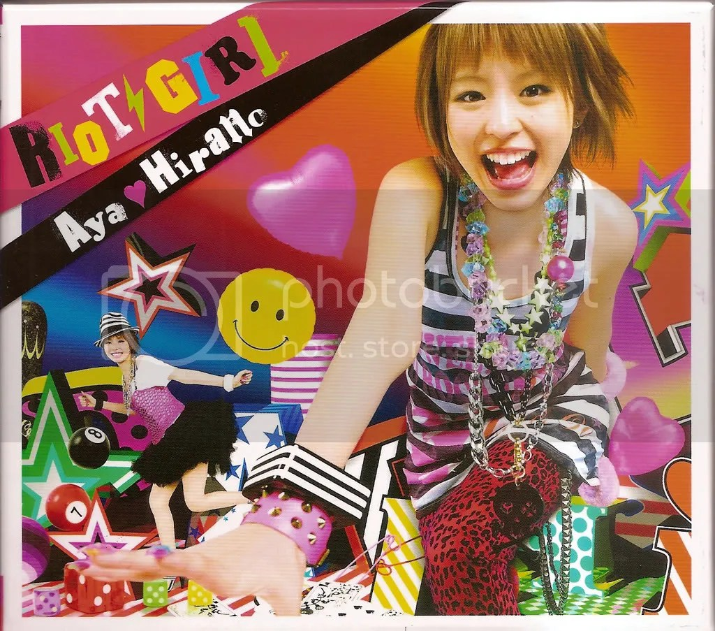 Hirano Aya - Riot Girl Cover
