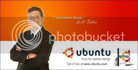 Bill gates recomienda Ubuntu