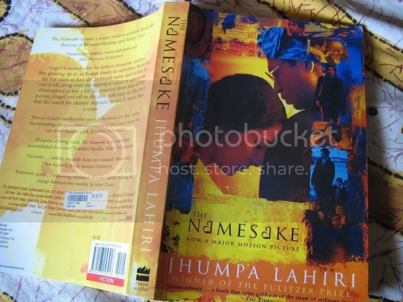The Namesake – a comparision between the book and the ...