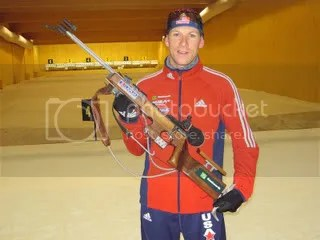 Torsby Indoor Biathlon Range