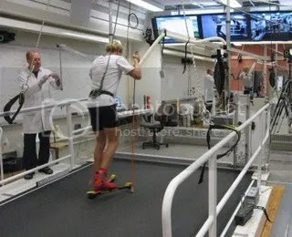 Treadmill Testing in Sweden