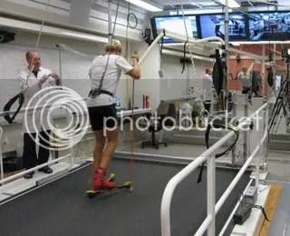 Treadmill Testing in Sweden