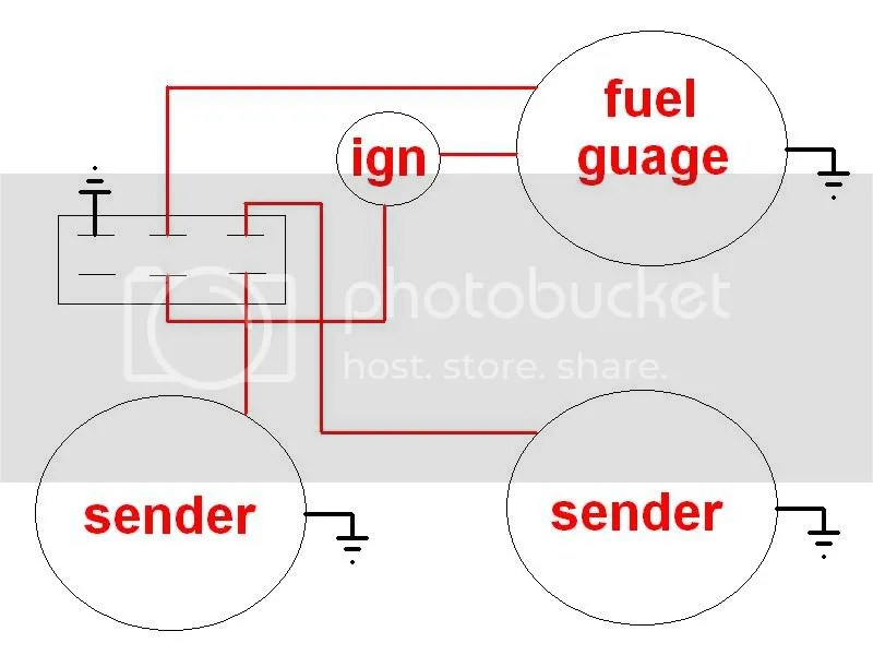 dual fuel tank wiring diagram help  Page 2