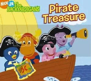 Backyardigans Pirates