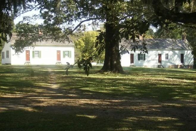 Field slave homes