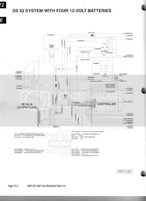 Wiring diagram for a 2006 Club Car DS?