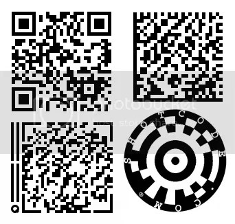 Mobile Barcode Examples