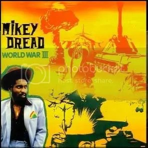 Mikey Dread, World War III cover
