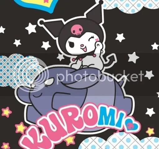 kuromi hello kitty