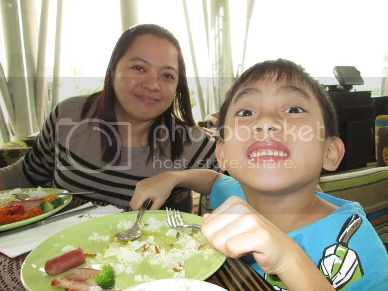 Breakfast at Acacia Hotel Manila