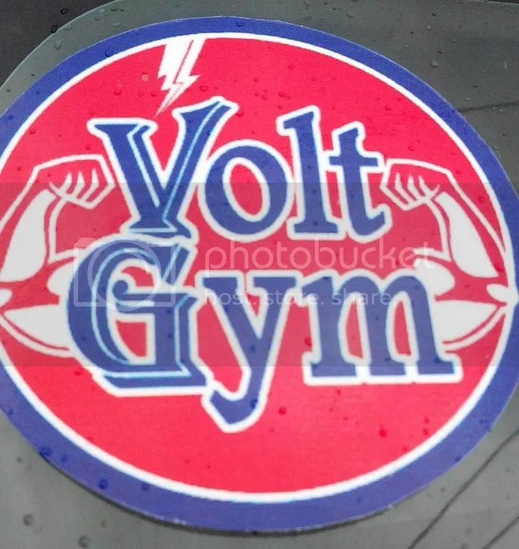 Gym sticker, gym membership