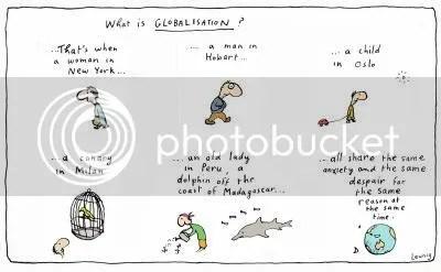 Leunig - Globalisation