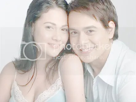John Lloyd and Bea