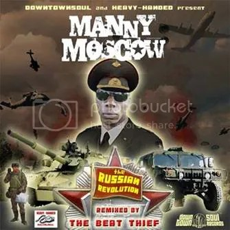 MANNY MOSCOW,THE BEAT THIEF