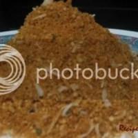 ಶೆಂಗಾ ಚಟ್ನಿ ಪುಡಿ/Peanut Chutney powder and Me Me