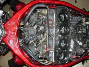 Cleaning carbs on your old school 6r plete writeup w pics!  KawiForums  Kawasaki