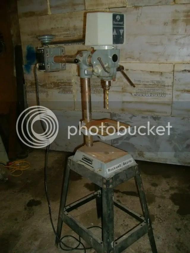 Rockwell Drill Press Q Pirate4x4 Com 4x4 And Off Road