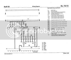 [WRG1299] Audi Q7 Headlight Wiring Diagram