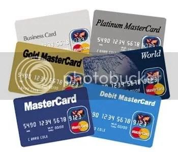 Royal Bank of Scotland's cards