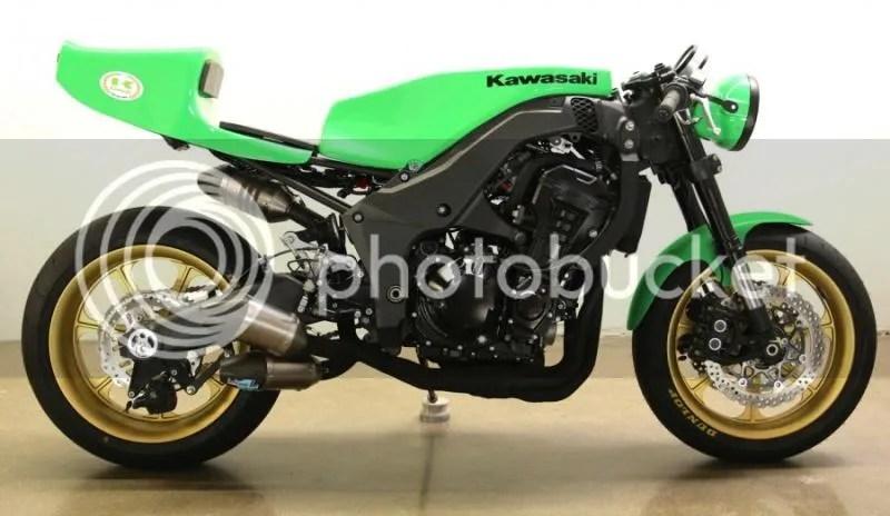 Kawasaki Zx 750 Cafe Racer | Reviewmotors co