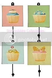 Fairy Cake Hooks