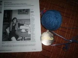Knittin in Daytona