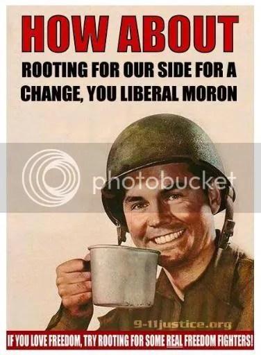 Liberal Moron